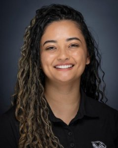 Portrait of Makana Santiago